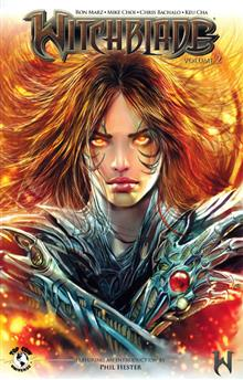 WITCHBLADE VOL 2 TP