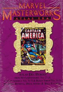 MMW ATLAS ERA HEROES HC VOL 02 VAR ED VOL 92