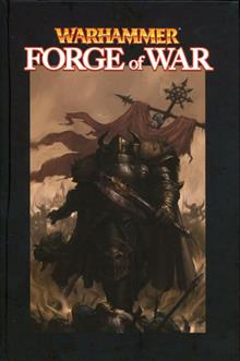 WARHAMMER HC FORGE OF WAR LTD ED