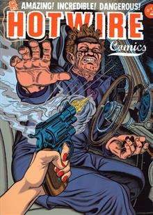 HOTWIRE COMICS GN VOL 02