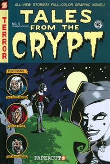 TALES FROM THE CRYPT COLL ED HC VOL 03 ZOMBIELICIOS