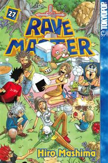 RAVE MASTER GN VOL 27 (OF 35)