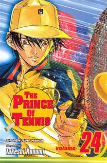 PRINCE OF TENNIS GN VOL 24