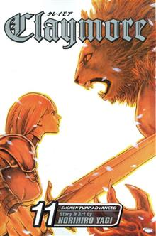 CLAYMORE GN VOL 11