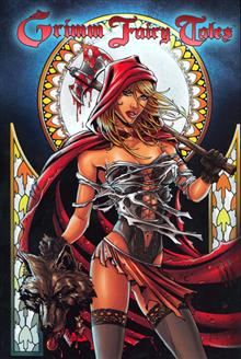 GRIMM FAIRY TALES OVERSIZED HC (MR)