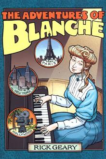 ADVENTURES OF BLANCHE HC