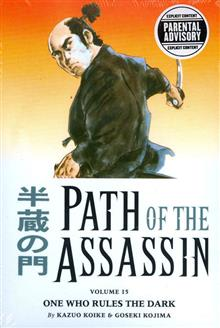 PATH OF THE ASSASSIN VOL 15 ONE WHO RULES THE DARK TP