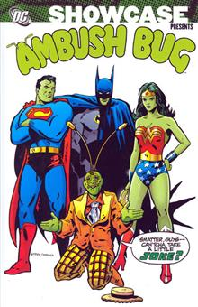 SHOWCASE PRESENTS AMBUSH BUG VOL 1 TP
