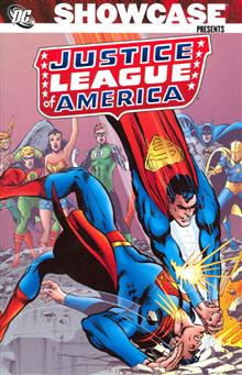 SHOWCASE PRESENTS JUSTICE LEAGUE OF AMERICA VOL 4 TP