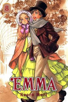 EMMA VOL 8