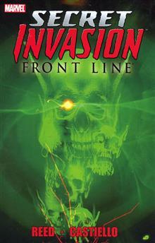 SECRET INVASION FRONT LINE TP