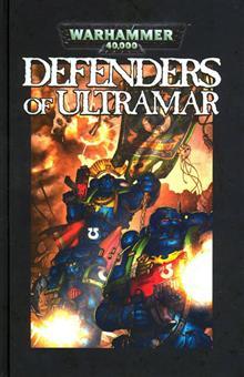 WARHAMMER 40K DEFENDERS OF ULTRAMAR LTD ED HC