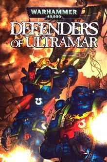 WARHAMMER 40K DEFENDERS OF ULTRAMAR TP