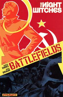 GARTH ENNIS BATTLEFIELDS VOL 1 NIGHT WITCHES TP (MR)