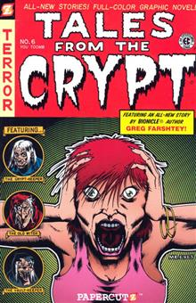 TALES FROM THE CRYPT VOL 6 YOU TOOMB GN