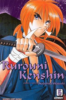 RUROUNI KENSHIN VIZBIG ED GN VOL 05 (OF 9)