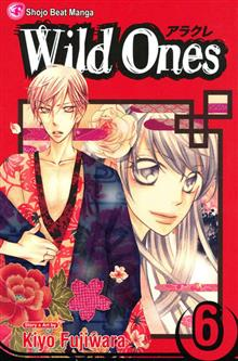 WILD ONES GN VOL 06