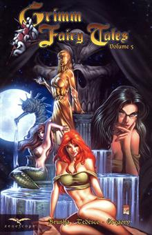 GRIMM FAIRY TALES VOL 5 TP