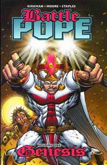 BATTLE POPE TP VOL 01 GENESIS