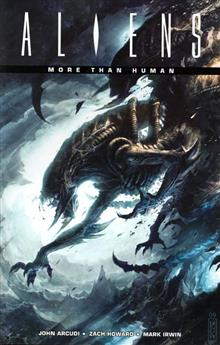 ALIENS MORE THAN HUMAN TP VOL 01