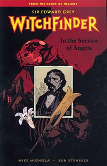 WITCHFINDER IN THE SERVICE OF ANGELS TP VOL 01
