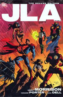 JLA DELUXE EDITION HC VOL 03