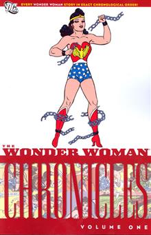 WONDER WOMAN CHRONICLES TP VOL 01