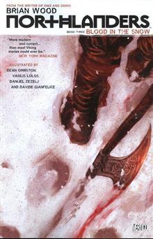 NORTHLANDERS TP VOL 03 BLOOD IN THE SNOW (MR)
