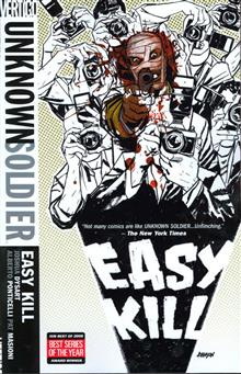 UNKNOWN SOLDIER TP VOL 02 EASY KILL (MR)