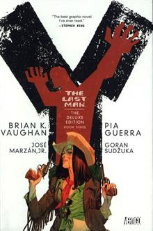 Y THE LAST MAN DELUXE EDITION HC VOL 03 (MR)