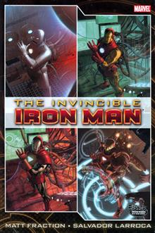 INVINCIBLE IRON MAN VOL 1 HC