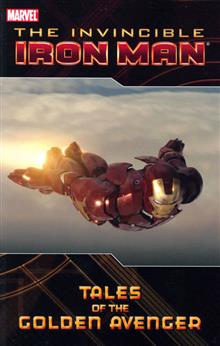 IRON MAN TALES OF GOLDEN AVENGER GN TP