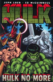 HULK VOL 3 HULK NO MORE TP
