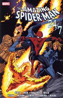 SPIDER-MAN 24 7 TP