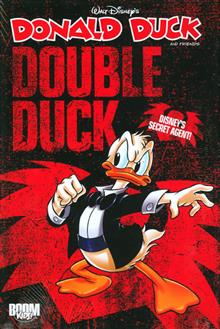 DONALD DUCK AND FRIENDS HC VOL 01 DOUBLE DUCK (C: