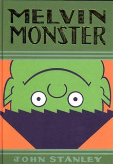JOHN STANLEY LIBRARY MELVIN MONSTER HC VOL 02