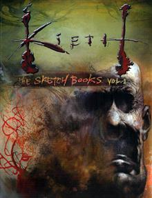 SAM KIETH SKETCHBOOKS VOL 1