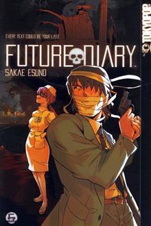 FUTURE DIARY VOL 5 (OF 6) GN (MR)