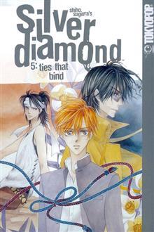 SILVER DIAMOND VOL 5 (OF 10) TIES THAT BIND GN