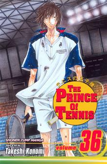 PRINCE OF TENNIS VOL 36 GN