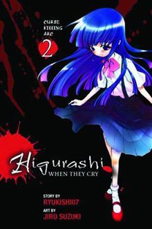 HIGURASHI WHEN THEY CRY GN VOL 06 (MR)