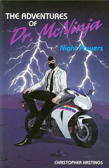 ADV OF DR MCNINJA TP VOL 01 NIGHT POWERS