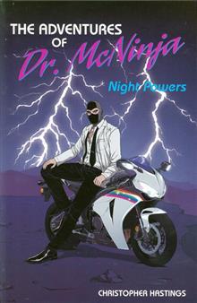 ADV OF DR MCNINJA TP VOL 01 NIGHT POWERS