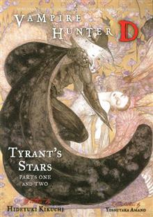 VAMPIRE HUNTER D NOVEL VOL 16 TYRANTS STARS PTS 1