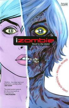 IZOMBIE TP VOL 01 DEAD TO THE WORLD (MR)