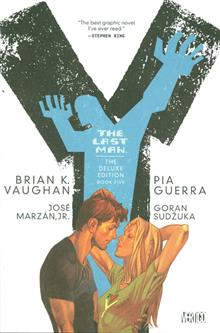 Y THE LAST MAN DELUXE EDITION HC VOL 05 (MR)