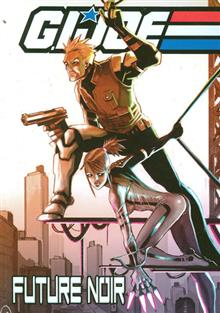GI JOE FUTURE NOIR TP VOL 01