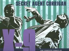 X-9 SECRET AGENT CORRIGAN HC VOL 02