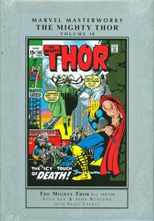 MMW MIGHTY THOR HC VOL 10