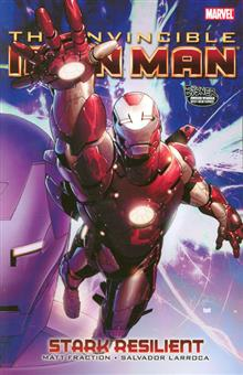 INVINCIBLE IRON MAN TP VOL 05 STARK RESILIENT BOOK